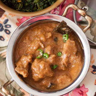 Bengali Kosha Mangsho Recipe (Slow Cooked Mutton Curry Recipe)