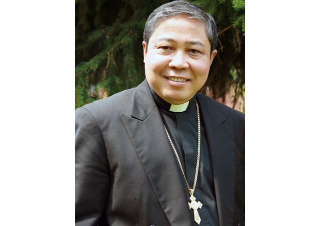 Archbishop Bernardito Auza, the Permanent Observer of the Holy See to the United Nations