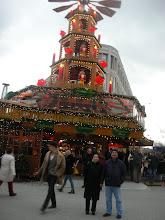 Photo: Weihnachtsmarkt Hannover 22.12.2014