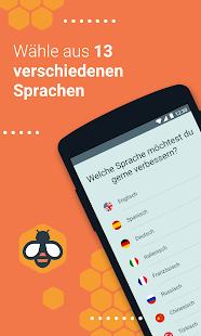 Beelinguapp: Sprachen Lernen durch Hörbücher Screenshot