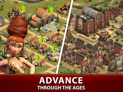 Forge of Empires: Build your city! 1.187.19 screenshots 3