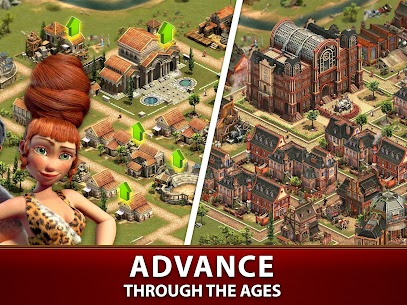 Forge of Empires Mod Apk (Unlimited Money) 3