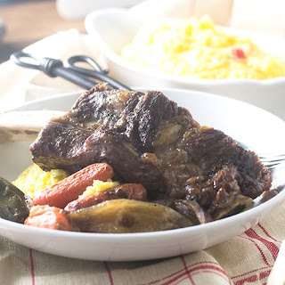 Pressure Cooker Beef Ribs Recipe