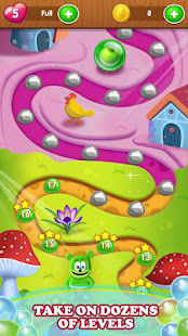 Bubble Gummy Drop! for PC-Windows 7,8,10 and Mac apk screenshot 2