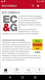 Download ECG CONSEILS For PC Windows and Mac apk screenshot 1