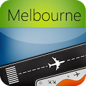 Melbourne Airport MEL Flight Tracker icon