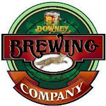Logo for Downey Brewing Company