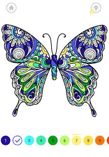 Mandala Color By Number Mandala Coloring Book 2 0 3 Apk Indir