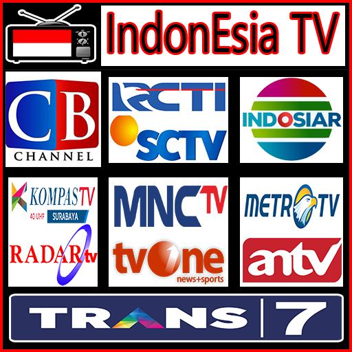 TV Indonesia- Semua Saluran Langsung