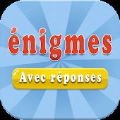 Énigmes en Français