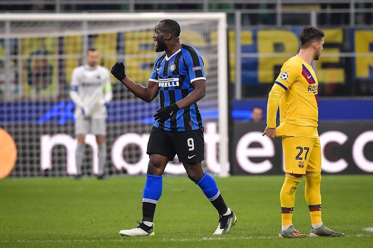 Ligue des champions : Malgré un but de Lukaku, l'Inter prend la porte tandis que que le Borussia de Witsel et Hazard passe en huitième de finale