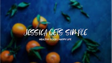 Healthy Food, Happy Life - YouTube Channel Art template