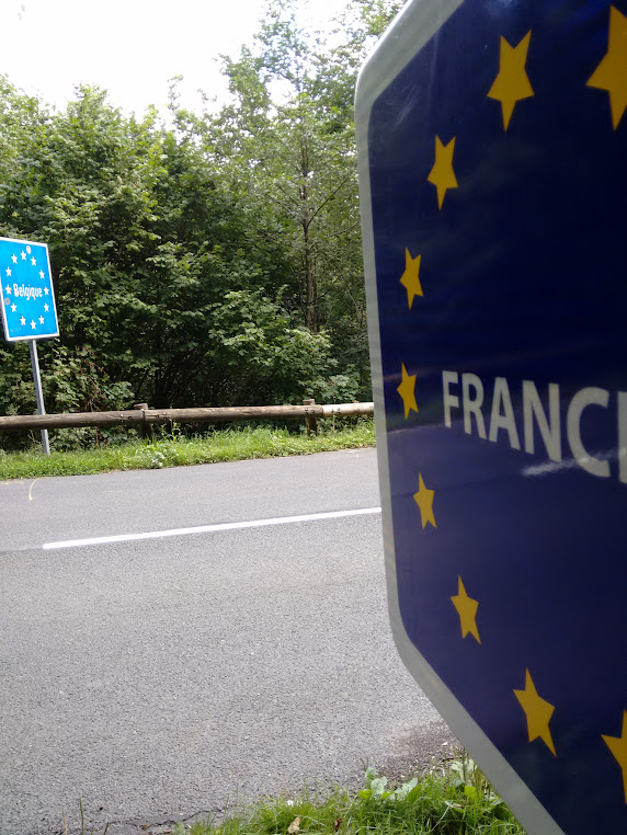Day 3: Going into France
