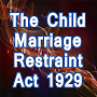 Know About The Child Marriage Restraint Act 1929 APK icon