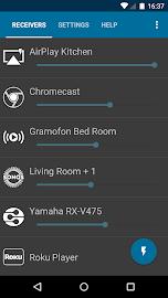 AirAudio - stream your music! Screenshot 1