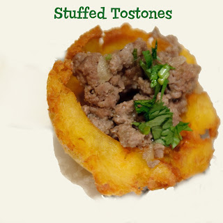 Stuffed Tostones