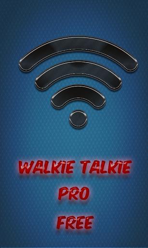 Walkie Talkie Free