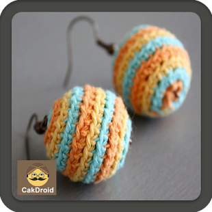 Crochet Earrings Ideas - náhled