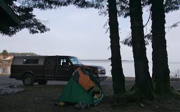 Photo: Day 1 - Yakuat camping