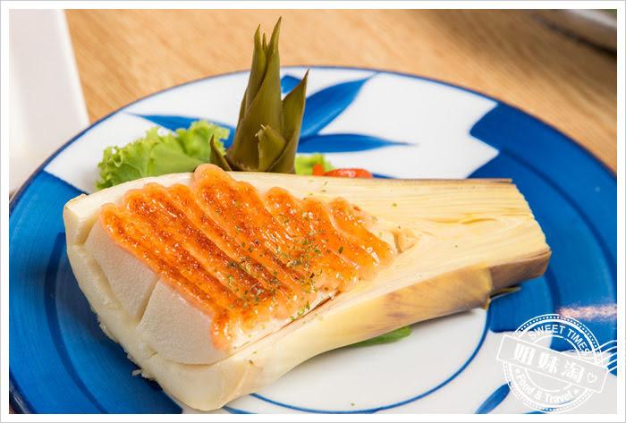 大手町日本料理無菜單料理綠筍名瑪燒