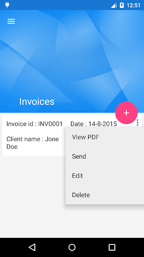 Invoice Pdf Maker