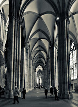 Photo: The Side Aisle/Portico from the Cologne Cathedral ©http://markuslandsmann.zenfolio.com