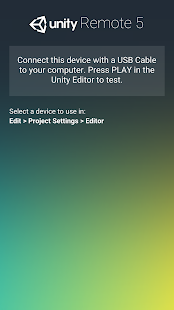 Unity Remote 5- screenshot thumbnail