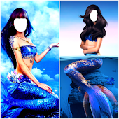 Mermaid Photo Montage Maker
