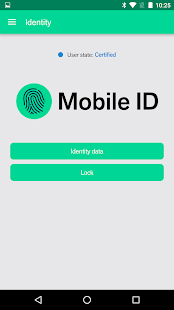 Mobile ID – Mobile Identity- screenshot thumbnail