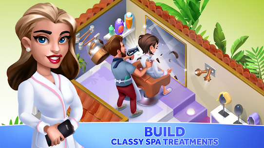 My Beauty Spa: Stars and Stories MOD (Free Shopping) 3