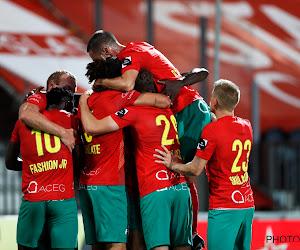 """Le pressing d'Ostende n'a pas suffi : """"2-0 à la pause et on gagne ce match"""""""