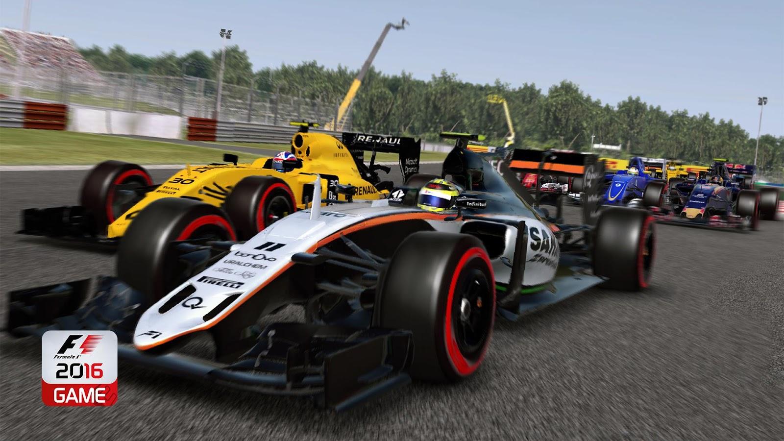 Newest Formula 1 Games