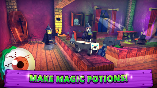 Alchemy Craft: Magic Potion Maker. Cooking Games 1.7 screenshots 7