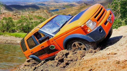 Télécharger Code Triche Offroad Driving Simulator 4x4 : Jeep Mudding MOD APK 2