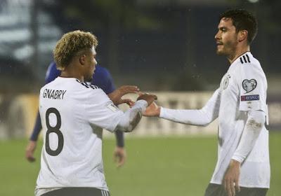 Euro U21 : l'Allemagne assure, avec un but du nouveau munichois