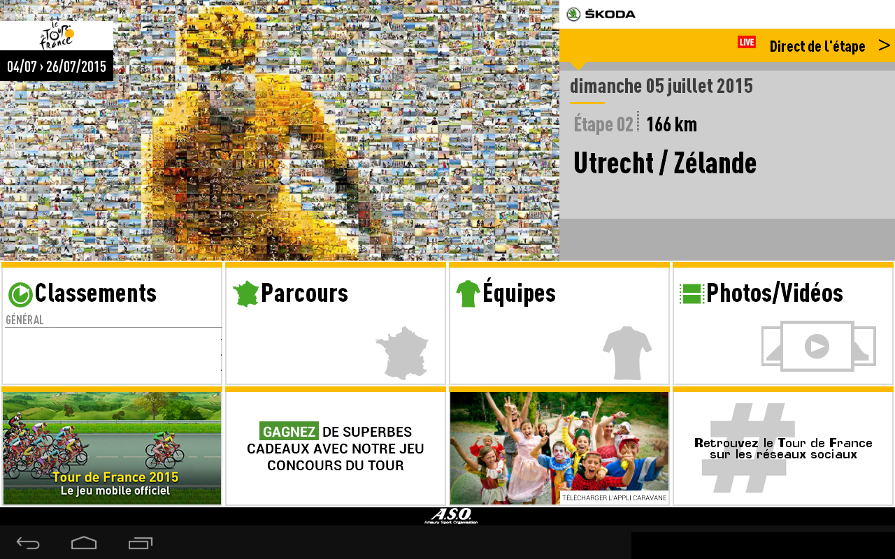 TOUR DE FRANCE 2015 - screenshot