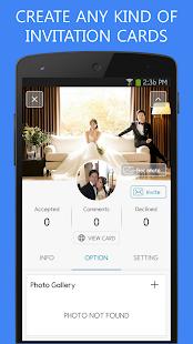 Susirocard invitation maker android apps on google play susirocard invitation maker screenshot thumbnail stopboris Choice Image