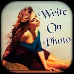 Write Text On Photo Icon