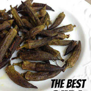 The Best Okra I've Ever Had!.