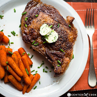 Herb Compound Butter for Steak