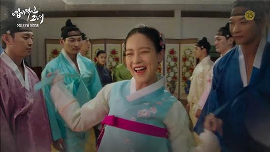 My Sassy Girl Oh Yeon-seo Joowon