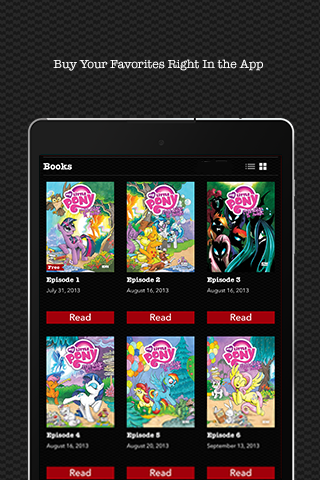 Madefire Comics & Motion Books screenshot #4