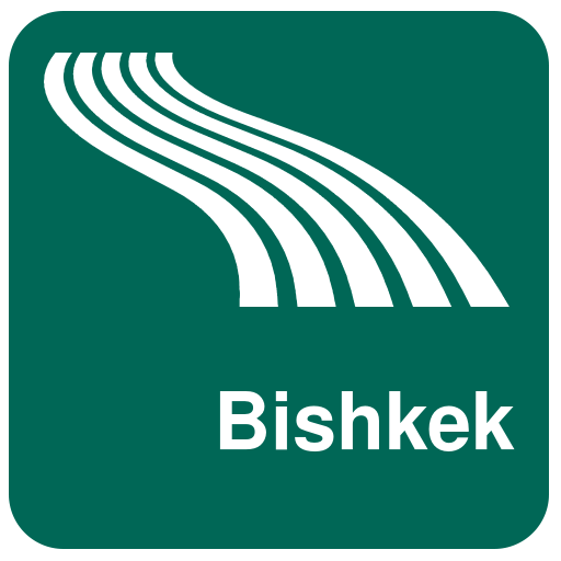 Bishkek Map offline file APK for Gaming PC/PS3/PS4 Smart TV