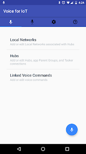 Voice for IoT LITE - náhled
