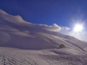 Photo: ultime nubi in dissolvimento