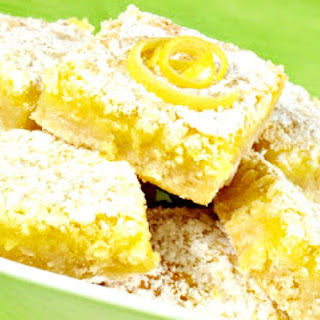 Lemon Bars Without Eggs Recipes.