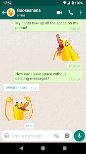 10 Sticker Packs for WhatsApp Screenshot