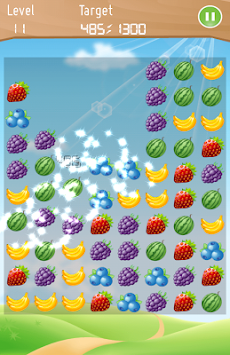 Fruit Crush Free apk screenshot