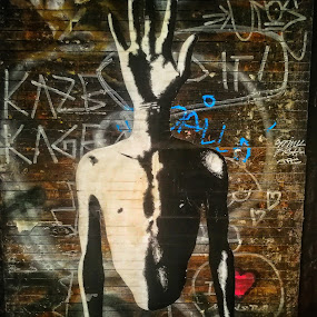 😬 by Baks Berbl - Digital Art Abstract