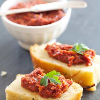 Sun Dried Tomato and Balsamic Tapenade Recipe